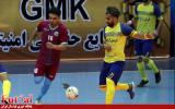 گزارش تصویری/ بازی تیم های فرش آرای مشهد با ایمان سبز شیراز