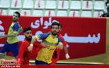 گزارش تصویری/بازی تیم های فرش آرای مشهد با حفاری خوزستان