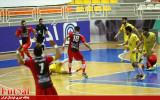 اختصاصی Fut5al/ گزارش تصویری بازی تیم های گیتی پسند اصفهان با فردوس قم