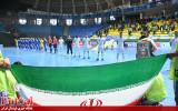 گزارش تصویری/بازی تیم های فوتسال ایران و ازبکستان