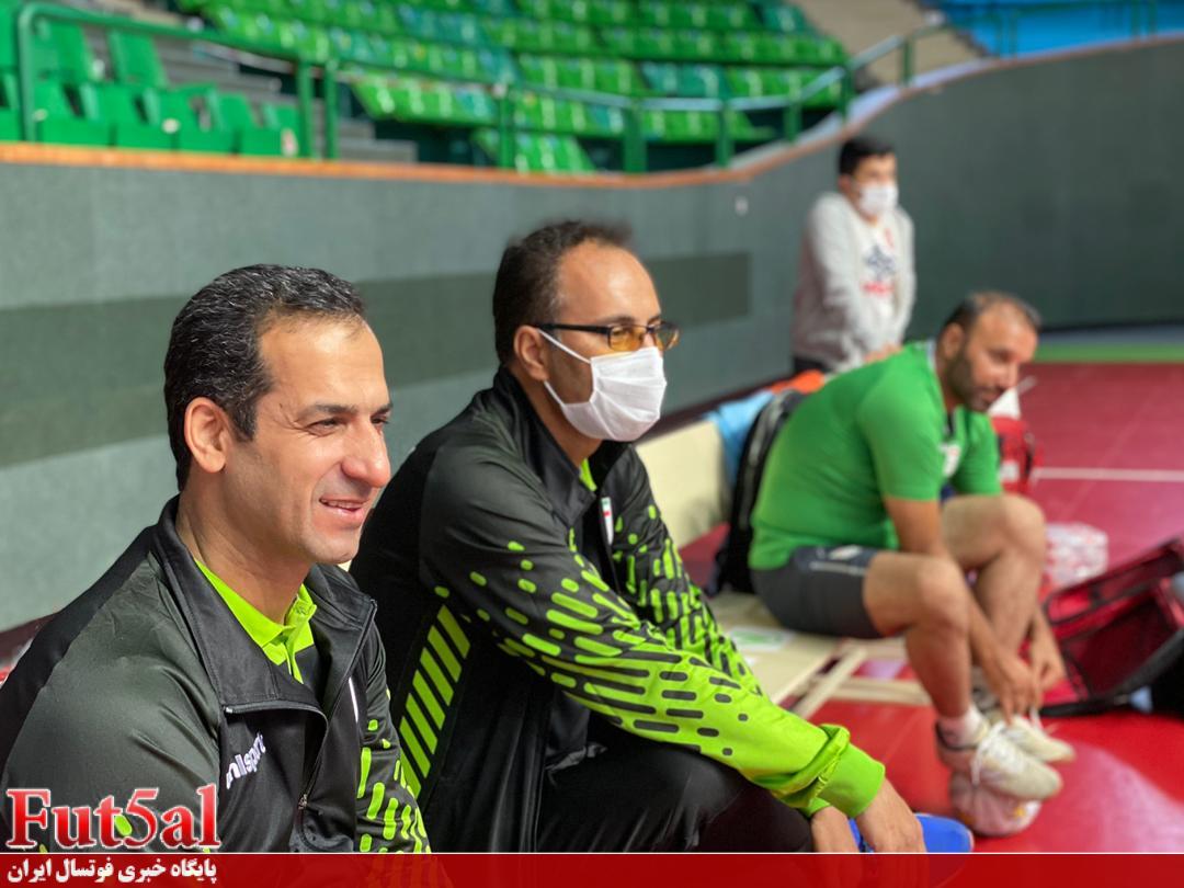 واکنش رئیس کمیته فوتسال به خبر لغو جام ملتهای آسیا