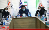 قرعه کشی فصل جدید لیگ برتر فوتسال بانوان برگزار شد