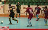 گزارش تصویری/بازی تیم های کوثر اصفهان با ایمان شیراز