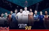 برترین بازیکن فوتسال ایران در سال ۱۳۹۸ را شما انتخاب کنید