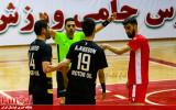 گزارش تصویری/ بازی تیمهای فردوس قم و کراپ الوند