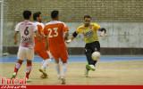 گزارش تصویری/ دیدار تیمهای منصوری قرچک و گیتیپسند اصفهان