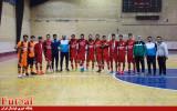 گزارش تصویری آخرین تمرینات تیم فوتسال شهروند پیش از رویارویی با منصوری