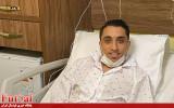 زانوی ملی پوش زیر تیغ جراحان / رفیعی فصل را از دست داد