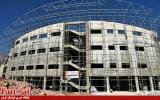 قزوین در میزبانی بینالمللی فوتسال تبدیل به قطب میشود/ سالن سرپوشیده ۶ هزارنفری قزوین با ۴۰ درصد پیشرفت فیزیکی