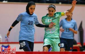 درخشش نسیمه غلامی مقابل العربی کویت + عکسها