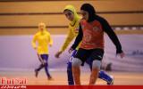 سرگردانی بازیکنان فوتسال بانوان سایپا در فرودگاه