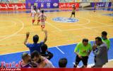گزارش تصویری/بازی تیم های گیتی پسند اصفهان با کراپ الوند