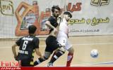 سری دوم گزارش تصویری/بازی تیم های گیتی پسند اصفهان با کراپ الوند