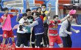 گزارش تصویری/بازی تیم های کراپ الوند با منصوری قرچک