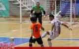 گزارش تصویری/ بازی تیم های گیتی پسند اصفهان با مقاومت البرز