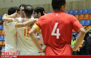 گزارش تصویری اختصاصی/بازی تیم های مس سونگون با سن ایچ ساوه
