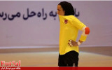 گلر مس رفسنجان نامزد بهترین گلر جهان