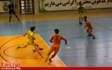 گزارش تصویری/بازی تیم های حفاری خوزستان با مس سونگون