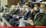 حضور مدیران ورزش آذربایجان و مس سونگون در جشن پیروزی نماینده فوتسال ورزقان