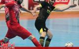 گزارش تصویری/بازی تیم های کوثر اصفهان با سن ایچ ساوه