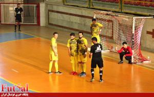 گزارش تصویری/بازی تیم های حفاری خوزستان با ایمان شیراز