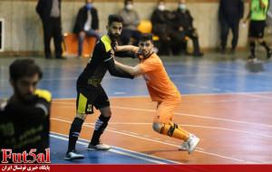گزارش تصویری/بازی تیم های شهروند ساری با اهورای بهبهان