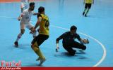 گزارش تصویری/بازی تیم های کوثر اصفهان با مس سونگون