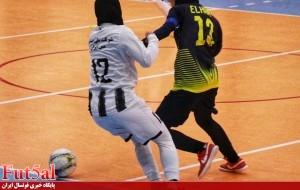 گزارش تصویری/ دیدار تیمهای بانوان نامینو اصفهان و مس کرمان