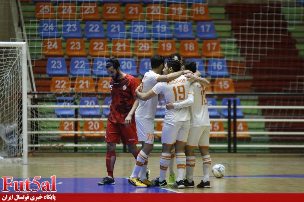 گزارش تصویری/بازی تیم های مس سونگون با حفاری خوزستان