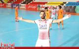 سری دوم گزارش تصویری/ بازی تیم های گیتی پسند اصفهان با شهروند ساری