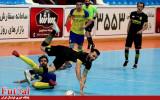 گزارش تصویری/بازی تیم های کوثر اصفهان با فرش آرای مشهد