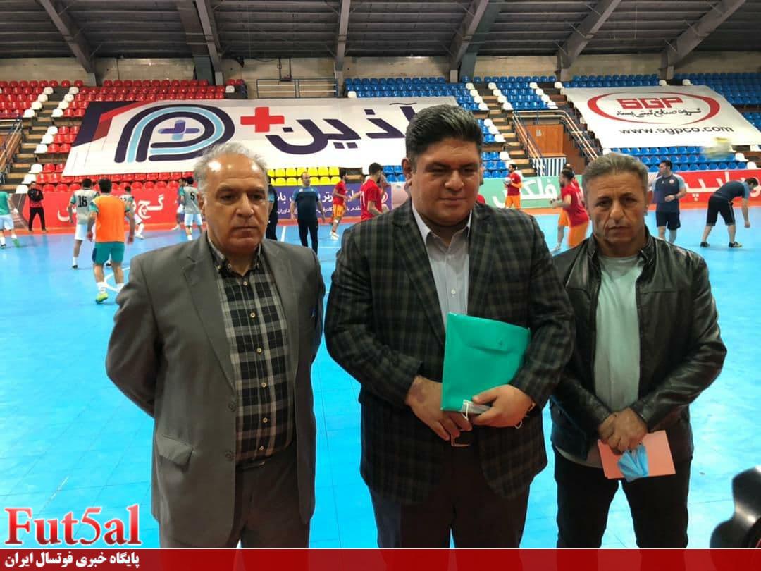 جابری: جزو هشت رشته ورزشی بودیم که لیگ برگزار کردیم / نمایندههای ویژهای را به بهبهان و اصفهان اعزام خواهیم کرد