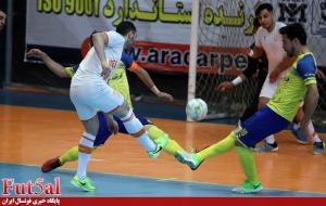 گزارش تصویری/بازی تیم های فرش آرای مشهد با مس سونگون