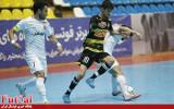 گزارش تصویری/ بازی تیم های گیتی پسند اصفهان با کراپالوند