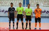 اختصاصی Fut5al/ گزارش تصویری بازی تیم های امید شهروند ساری و امید فردوس قم