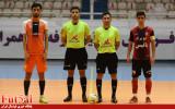 اختصاصی Fut5al/ گزارش تصویری بازی تیم های امید استعدادهای درخشان مشهد و امید گیتی پسند