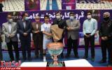 مسابقات لیگبرتر فوتسال نوجوانان با قهرمانی فردوس قم/ چیپس کامل میزبان به مقام سوم رسید+ عکسها
