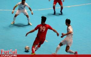 گزارش تصویری/بازی تیمهای گیتی پسند اصفهان و سن ایچ ساوه