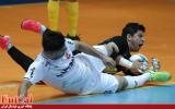 گزارش تصویری/بازی تیم های فرش آرای مشهد با گیتی پسند اصفهان