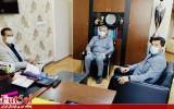 نشست سرپرست دبیرکلی فدراسیون با رییس کمیته و سرمربی تیم ملی فوتسال