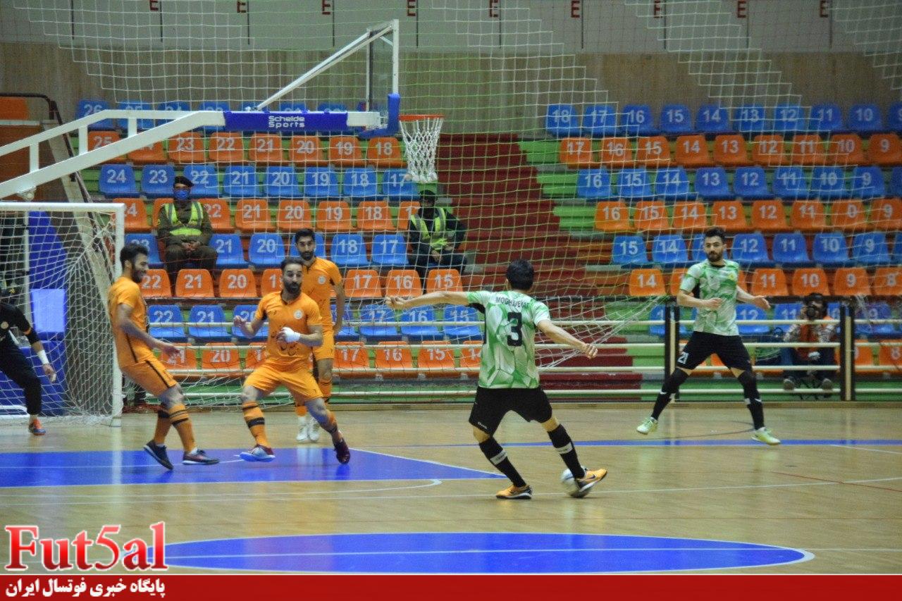 گزارش تصویری/بازی تیم های مس سونگون با مقاومت البرز