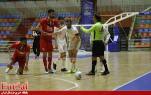 گزارش تصویری/بازی تیم مس سونگون ورزقان و سن ایچ ساوه