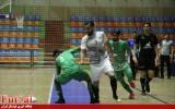 گزارش تصویری/بازی تیم های عقاب تبریز و شهدای چوار ایلام