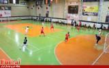 سری دوم گزارش تصویری/ بازی تیم های سن ایچ ساوه با مس سونگون