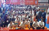پوکر قهرمانی نارنجی پوشان/ مس سونگون قهرمان لیگ برتر بیست و دوم شد
