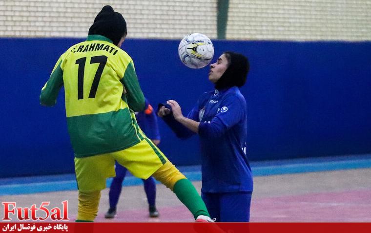 گزارش تصویری/بازی تیم های بانوان حفاری خوزستان و پالایش نفت آبادان