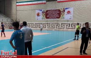 گزارش تصویری مسابقات گروه چهارم لیگ مناطق بزرگسالان کشور در کرج
