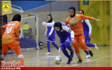 لیگبرتر فوتسال بانوان| پیروزی خانگی سایپا و نفت آبادان
