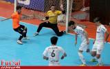 گزارش تصویری/بازی تیم های گیتی پسند اصفهان و مقاومت البرز