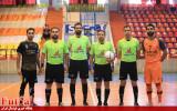 گزارش تصویری/بازی تیم های شهروند ساری و اهورای بهبهان